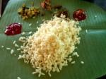 The famed bullet rice