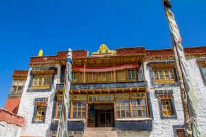 The Tongde (Stongde) Monastery